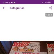Fumetti: LOTE: ASTÉRIX, LIBRO JUEGO Nº1; LA COCINA CON ASTÉRIX. Lote 252923090