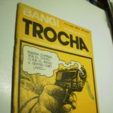 Cómics: BANG TROCHA Nº 2 JUNIO 1977 (ESTADO NORMAL, LEER). Lote 253030560