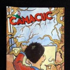Cómics: CAMACUC. REVISTA PER A XIQUETS I XIQUETES. Nº 81, OCTUBRE 1992. Lote 253083085