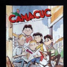 Cómics: CAMACUC. REVISTA PER A XIQUETS I XIQUETES. Nº 82, NOVEMBRE 1992. Lote 253083470