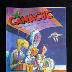 Cómics: CAMACUC. REVISTA PER A XIQUETS I XIQUETES. Nº 88, SETEMBRE 1993. Lote 253084020