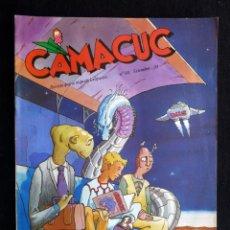 Cómics: CAMACUC. REVISTA PER A XIQUETS I XIQUETES. Nº 88, SETEMBRE 1993 (2). Lote 253084125