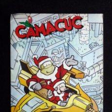 Cómics: CAMACUC. REVISTA PER A XIQUETS I XIQUETES. Nº 91, DESEMBRE 1993. Lote 253084670