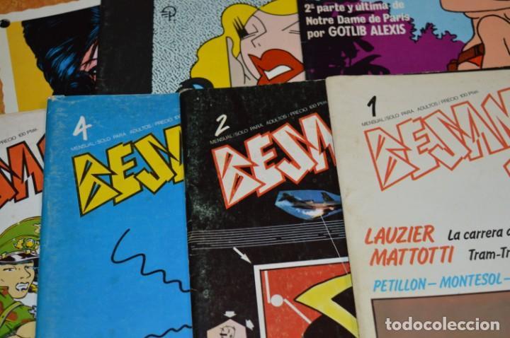 Cómics: 12 Revistas / BÉSAME MUCHO / Primeros núm. Del 01 al 13 / Producciones Editoriales / Años 80 ¡Mira! - Foto 2 - 253089625