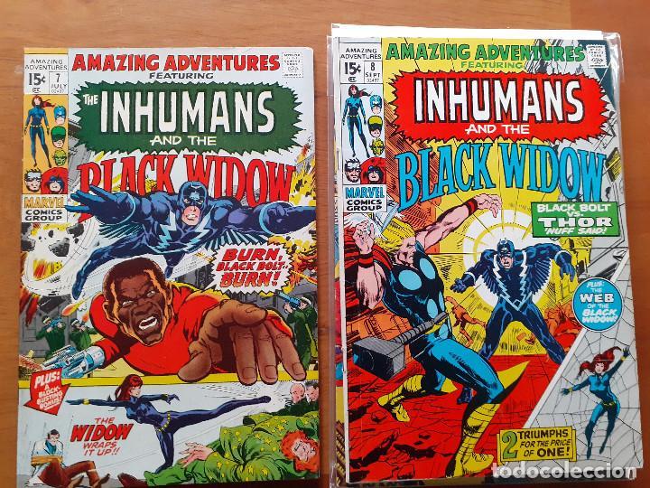 Cómics: Amazing Adventures. Volumen 2. Colección completa. - Foto 6 - 147158146