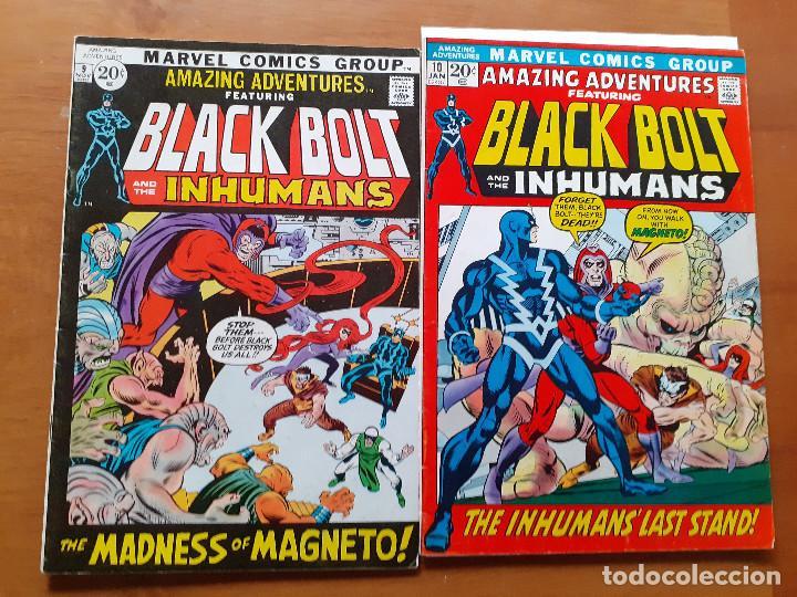 Cómics: Amazing Adventures. Volumen 2. Colección completa. - Foto 4 - 147158146