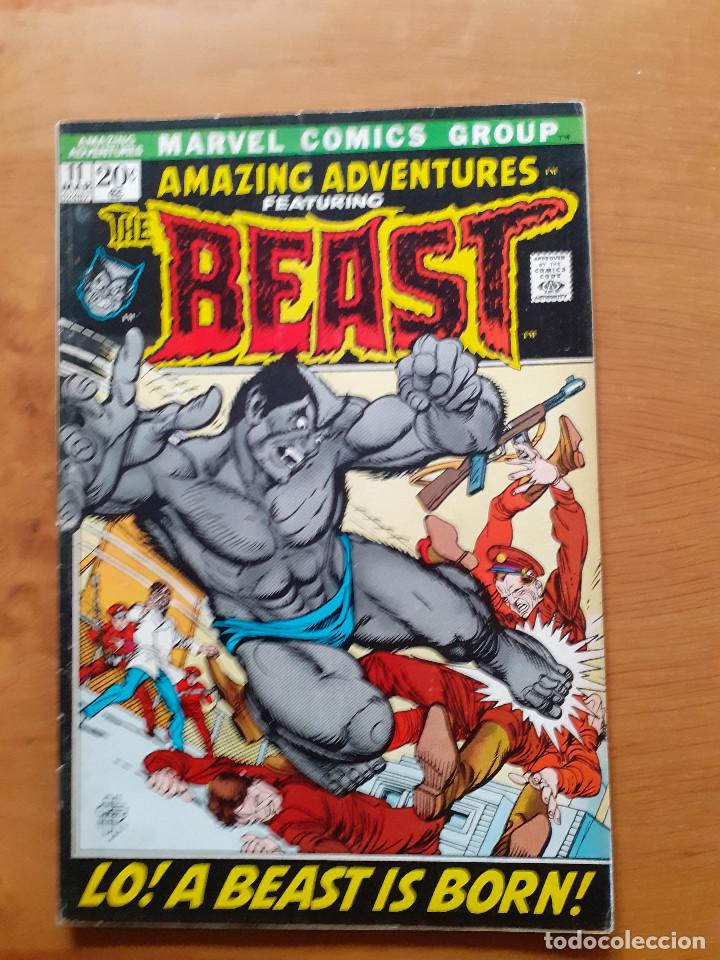 Cómics: Amazing Adventures. Volumen 2. Colección completa. - Foto 7 - 147158146