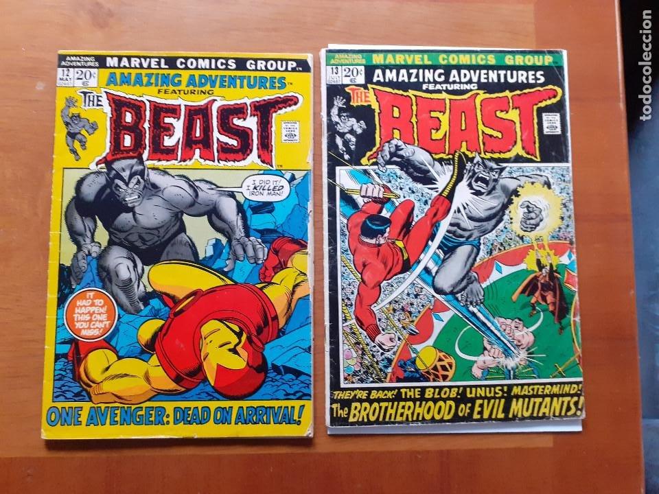 Cómics: Amazing Adventures. Volumen 2. Colección completa. - Foto 5 - 147158146