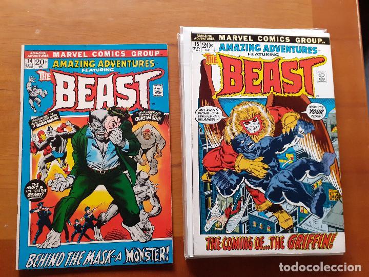 Cómics: Amazing Adventures. Volumen 2. Colección completa. - Foto 8 - 147158146