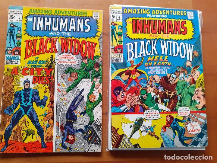 Cómics: Amazing Adventures. Volumen 2. Colección completa. - Foto 3 - 147158146