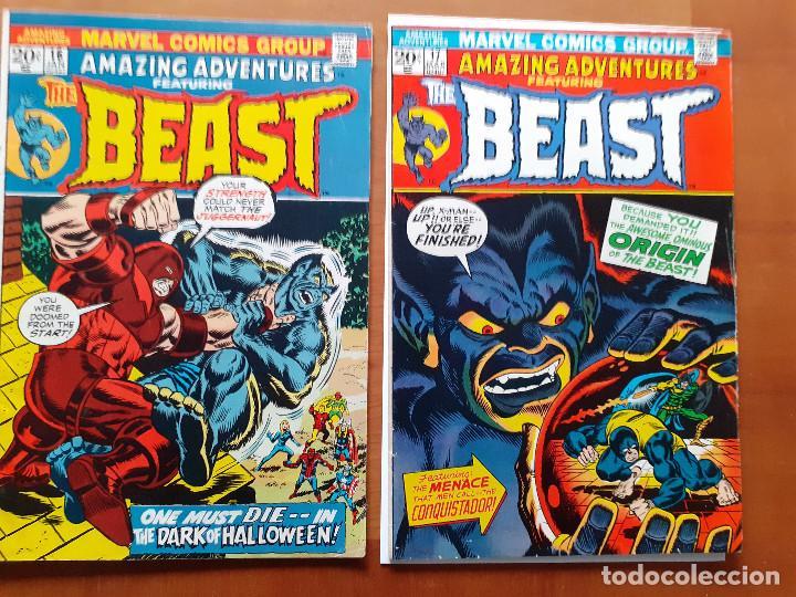 Cómics: Amazing Adventures. Volumen 2. Colección completa. - Foto 11 - 147158146