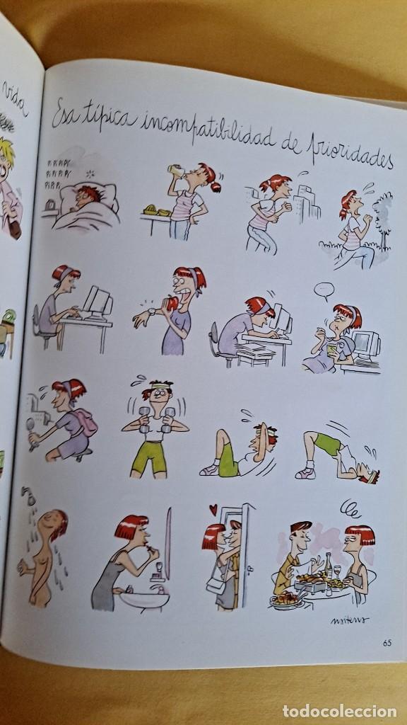 Cómics: MAITENA, MUJERES ALTERADAS - LOTE 5 LIBROS + CURVAS PELIGROSA 1 Y 2 - EDITORIAL LUMEN 2003 - Foto 12 - 253538150
