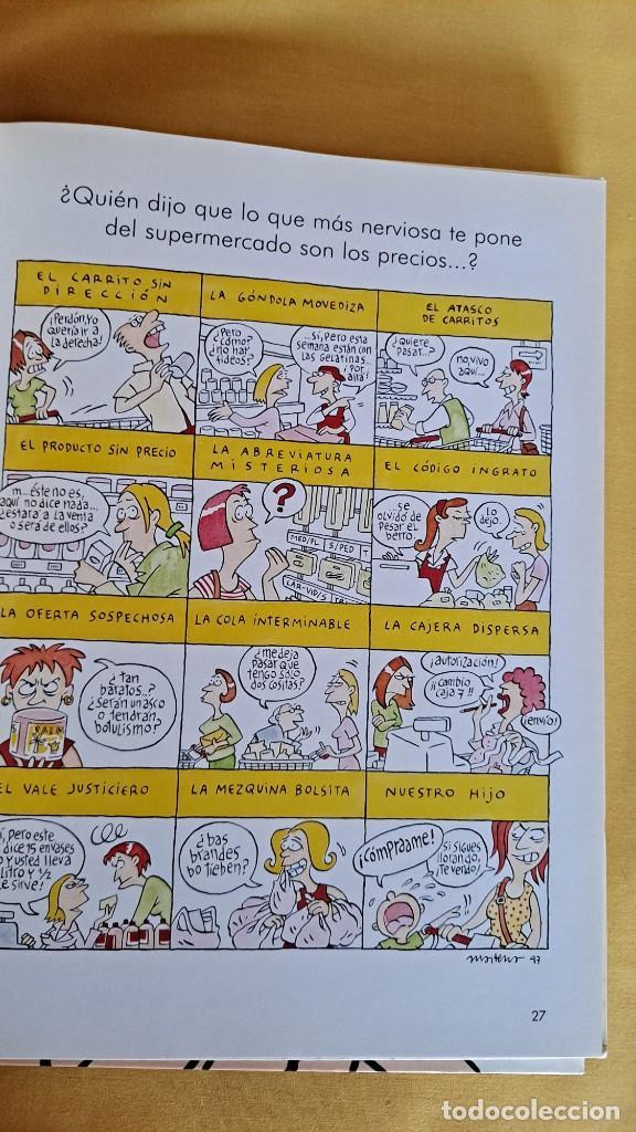 Cómics: MAITENA, MUJERES ALTERADAS - LOTE 5 LIBROS + CURVAS PELIGROSA 1 Y 2 - EDITORIAL LUMEN 2003 - Foto 13 - 253538150