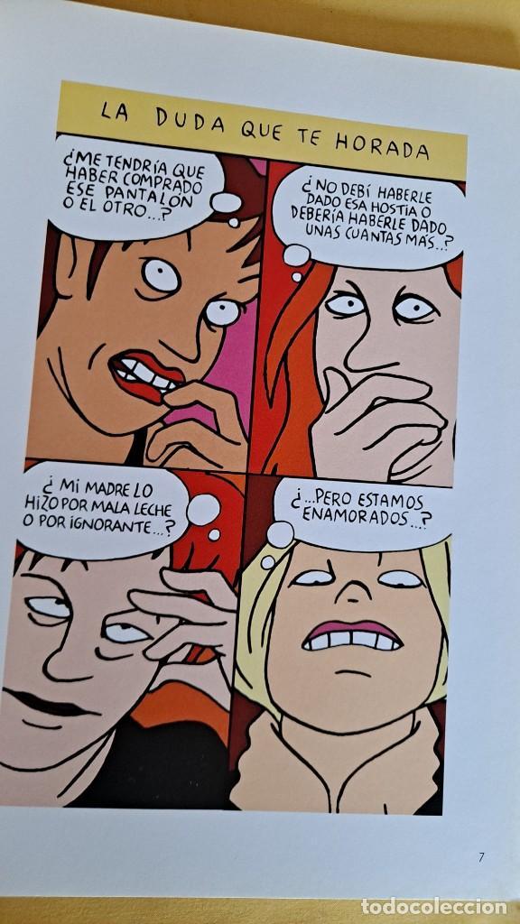 Cómics: MAITENA, MUJERES ALTERADAS - LOTE 5 LIBROS + CURVAS PELIGROSA 1 Y 2 - EDITORIAL LUMEN 2003 - Foto 15 - 253538150