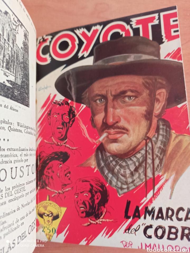 Cómics: El coyote completa. 120 números más 10 extraordinarios - Foto 2 - 253598930