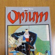 Cómics: OPIUM , DANIEL TORRES. Lote 253619220