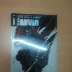 Cómics: SHADOWMAN #4 MIEDO SANGRE Y SOMBRAS (ALETA). Lote 253650615