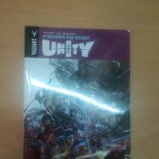 Cómics: UNITY #2 ATRAPADOS POR WEBNET (ALETA). Lote 253650650
