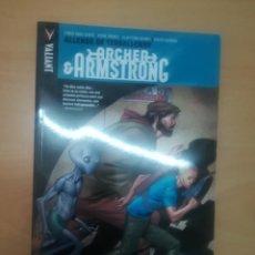 Cómics: ARCHER & ARMSTRONG #3 ALLENDE DE TERRALLENDE (ALETA). Lote 253650920
