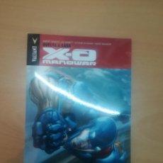 Cómics: X-O MANOWAR #4 VUELTA A CASA (ALETA). Lote 253650950