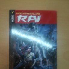 Cómics: RAI #2 BATALLA POR NUEVO JAPON (ALETA). Lote 253651080