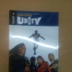 Cómics: UNITY #1 MATAR A UN REY (ALETA). Lote 253651145