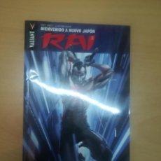 Cómics: RAI #1 BIENVENIDO A NUEVO JAPON (ALETA). Lote 253651165