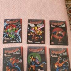Cómics: SPIDERMAN, LAS HISTORIAS JAMÁS CONTADAS , COMPLETA. Lote 253656795