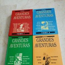 Cómics: GRANDES AVENTURAS EL PERIÓDICO. PERFECTOS.. Lote 253666915