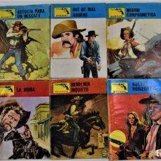 Cómics: LOTE 10 TEBEOS COLECCIÓN SHERIFF Nº 243, 273, 274, 276, 277, 278, 279, 280, 281 Y 282 - VILMAR. Lote 253839905