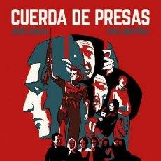 Fumetti: CUERDA DE PRESAS, DE FIDEL MARTÍNEZ Y JORGE GARCÍA. Lote 254038545