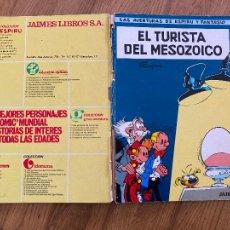 Fumetti: ¡¡LIQUIDACION COMIC 2 EUROS! PEDIDO MINIMO 5 EUROS - AVENTURAS ESPIRU Y FANTASIO 2 - GCH. Lote 254359630