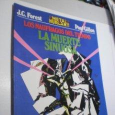 Cómics: METAL HURLANT. Nº 14 LA MUERTE SINUOSA PAUL GILLON EUROCOMIC (BUEN ESTADO). Lote 254413305