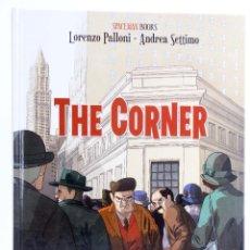 Cómics: THE CORNER (LORENZO PALLONI / ANDREA SETTIMO) SPACEMAN BOOKS, 2015. OFRT ANTES 25E. Lote 254423125