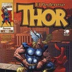 Fumetti: THOR VOL. 4 - Nº 43. Lote 254555045