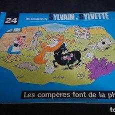 Cómics: TEBEO , LAS AVENTURES DE SYLVAIN ET SYLVETTE Nº 21 1983 , EN FRANCES , LEER DESCRIPCION. Lote 254675340