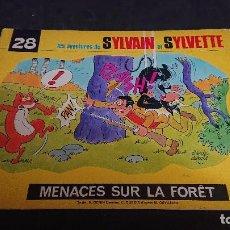 Cómics: TEBEO , LAS AVENTURES DE SYLVAIN ET SYLVETTE Nº 28 1983 , EN FRANCES , LEER DESCRIPCION. Lote 254675465