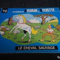 Cómics: TEBEO , LAS AVENTURES DE SYLVAIN ET SYLVETTE Nº 72 1983 , EN FRANCES , LEER DESCRIPCION. Lote 254675505