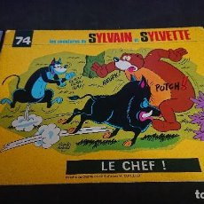 Cómics: TEBEO , LAS AVENTURES DE SYLVAIN ET SYLVETTE Nº 74 1983 , EN FRANCES , LEER DESCRIPCION. Lote 254675580
