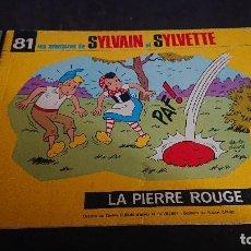 Cómics: TEBEO , LAS AVENTURES DE SYLVAIN ET SYLVETTE Nº 81 1983 , EN FRANCES , LEER DESCRIPCION. Lote 254675630