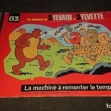 Cómics: TEBEO , LAS AVENTURES DE SYLVAIN ET SYLVETTE Nº 83 1983 , EN FRANCES , LEER DESCRIPCION. Lote 254675685