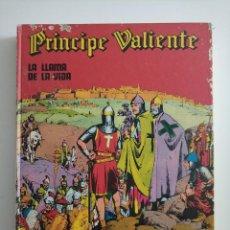 Cómics: PRINCIPE VALIENTE - LA LLAMA DE LA VIDA - NUMERO 4 - BURU LAN - AÑOS 70. Lote 254904480