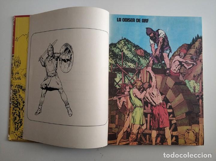Cómics: Principe Valiente - La Llama De La Vida - Numero 4 - Buru Lan - años 70 - Foto 3 - 254904480