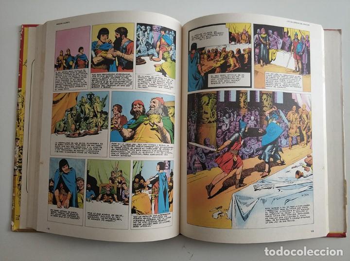 Cómics: Principe Valiente - La Llama De La Vida - Numero 4 - Buru Lan - años 70 - Foto 5 - 254904480