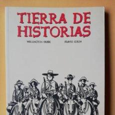 Cómics: TIERRA DE HISTORIAS - WELLINGTON SRBEK. FLAVIO VOLIN. Lote 254989665