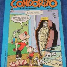 Cómics: CONDORITO - SELECCIÓN DE CHISTES Nº 5 - EDITORIAL ANDINA S,A (1985). Lote 255447820
