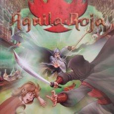 Cómics: AGUILA ROJA EL ALQUIMISTA ANDRES CARRION MORATINOS ALBERTO GARCIA AYERBE 1 EDICION 2011. Lote 255471605