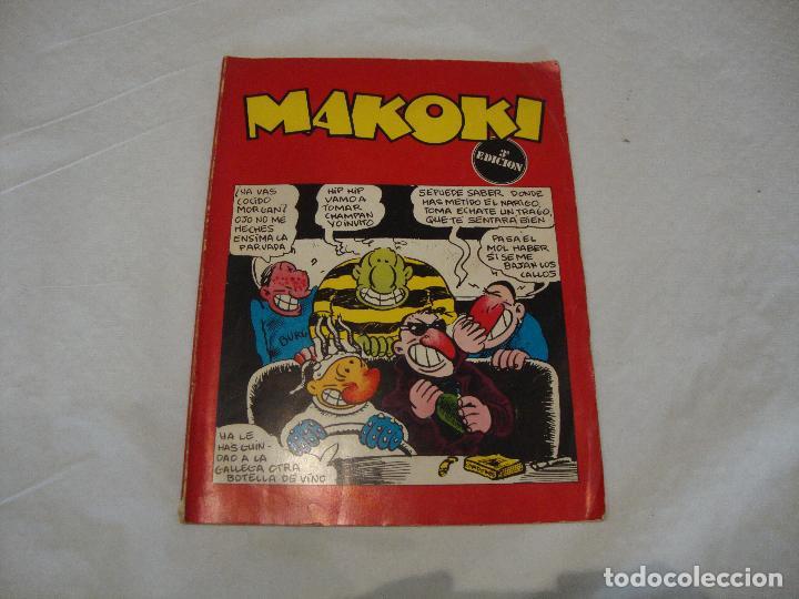 MAKOKI Nº 1 (Tebeos y Comics Pendientes de Clasificar)