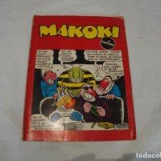 Cómics: MAKOKI Nº 1. Lote 255481980
