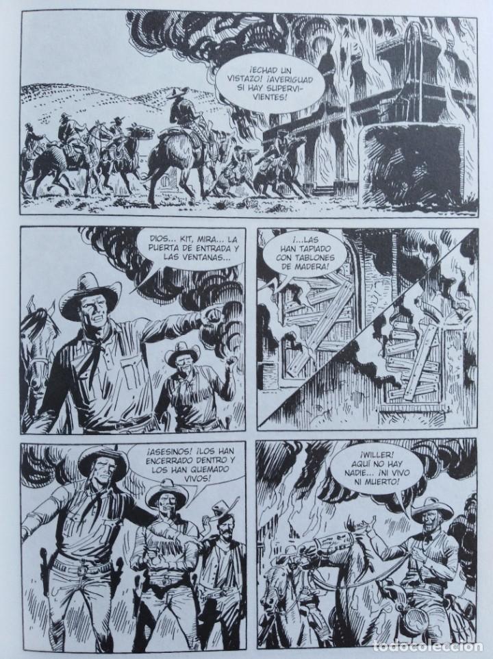 Cómics: TEX. EL TREN BLINDADO. Antonio Segura /José Ortíz. Aleta Ediciones - Foto 5 - 255522575
